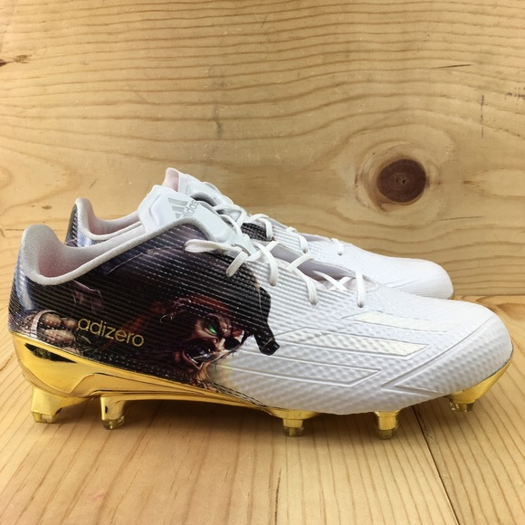 hot sales b1695 248a5 Adidas 5-Star 5.0 Uncaged Size 9.5 Football Cleats